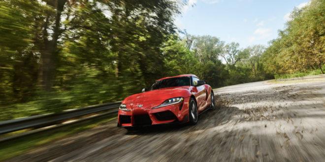 Motore della BMW M3 per la Toyota Supra?