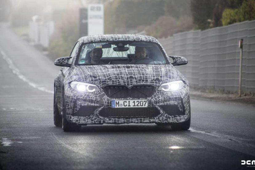BMW M2 CS sarà prodotta in numero davvero limitato