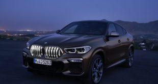Ecco le griglie illuminate per la BMW Serie 5!