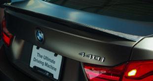 Il concept della BMW Serie 4 verrà svelato a Francoforte