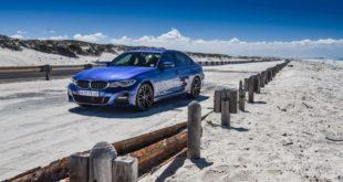 La BMW Serie 3 è l'auto meno rubata in America!