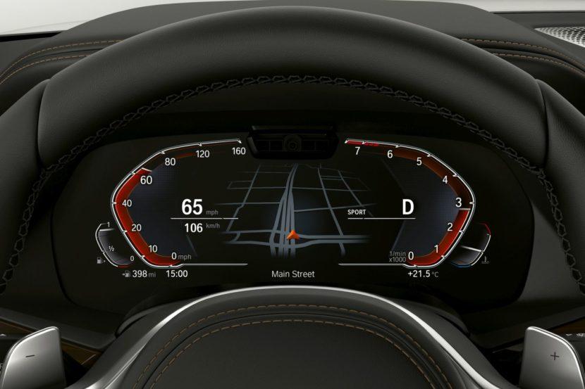 La BMW X3 e la BMW X4 riceveranno il BMW Live Cockpit