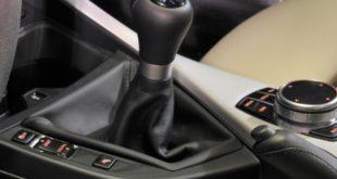 Ecco in una foto spia il cambio manuale della BMW M3 G80