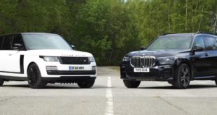 Chi vincerà tra BMW X7 e Range Rover?