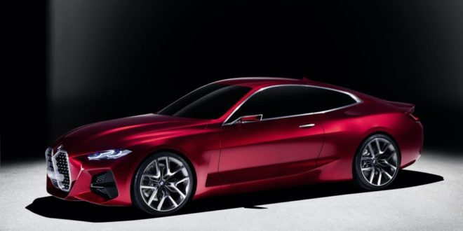 Ecco la BMW Concept 4 che tutti aspettavamo!
