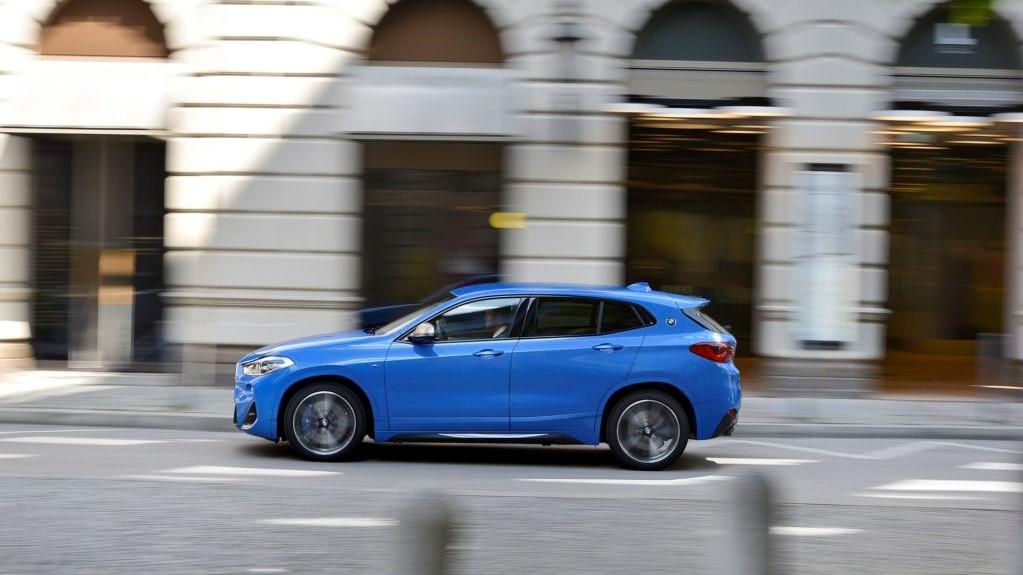 Ecco in arrivo la BMW X2 xDrive25e