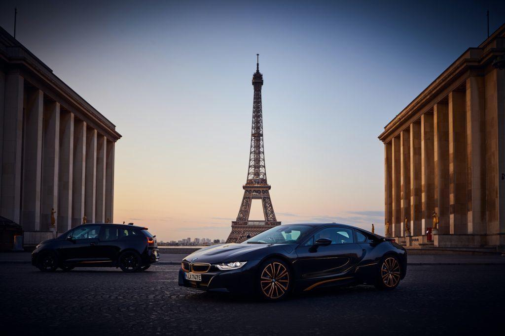 La BMW i8 si sta preparando alla pensione