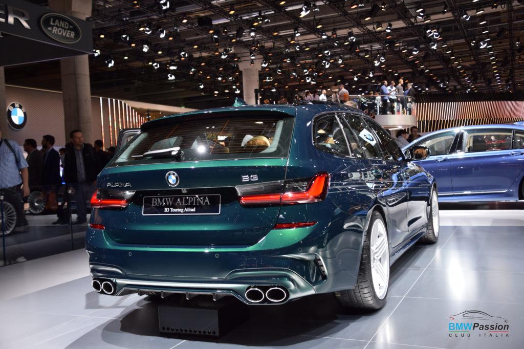 Volete un assaggio di BMW M3? Ecco la ALPINA B3 Touring!