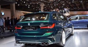 ALPINA B3 Touring - la station wagon che si sente una BMW M3!