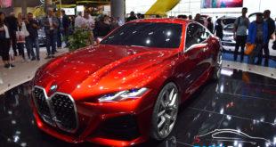 Terminato il salone, analizziamo con più calma il BMW Concept 4.
