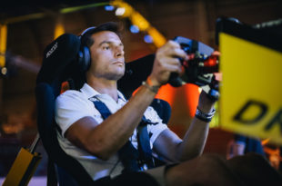 Pro Player contro piloti veri al SimRacing