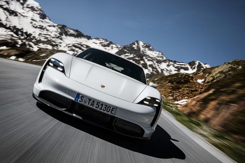 Arriva la Porsche Taycan. BMW, preparati ad affrontarla!