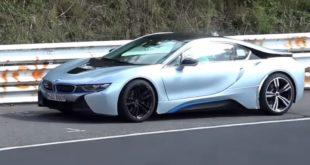 Ecco una versione potenziata della BMW i8
