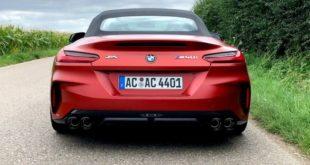 Guardate questa BMW Z4 da 500 cv!