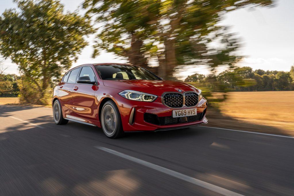 Alcuni rumor affermano l'arrivo imminente della BMW Serie 1 Elettrica!