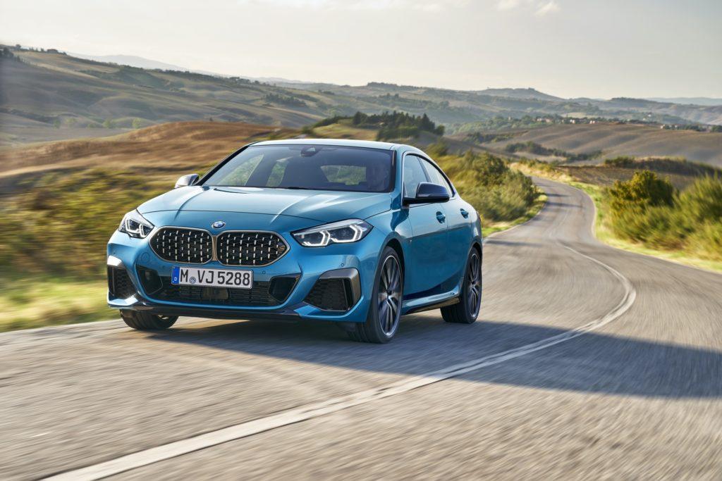 Appena presentata, la BMW Serie 2 Gran Coupé è pronta a farvi innamorare