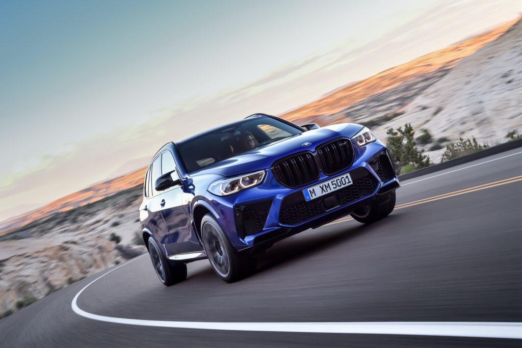 La BMW X5 M è finalmente tra noi!