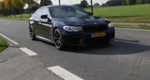 Questa BMW M5 da 770 cv è sicuramente incredibile