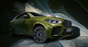 Ecco il video di lancio della BMW X6 M!