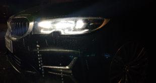 Ecco a voi la recensione della BMW Serie 3 Touring!