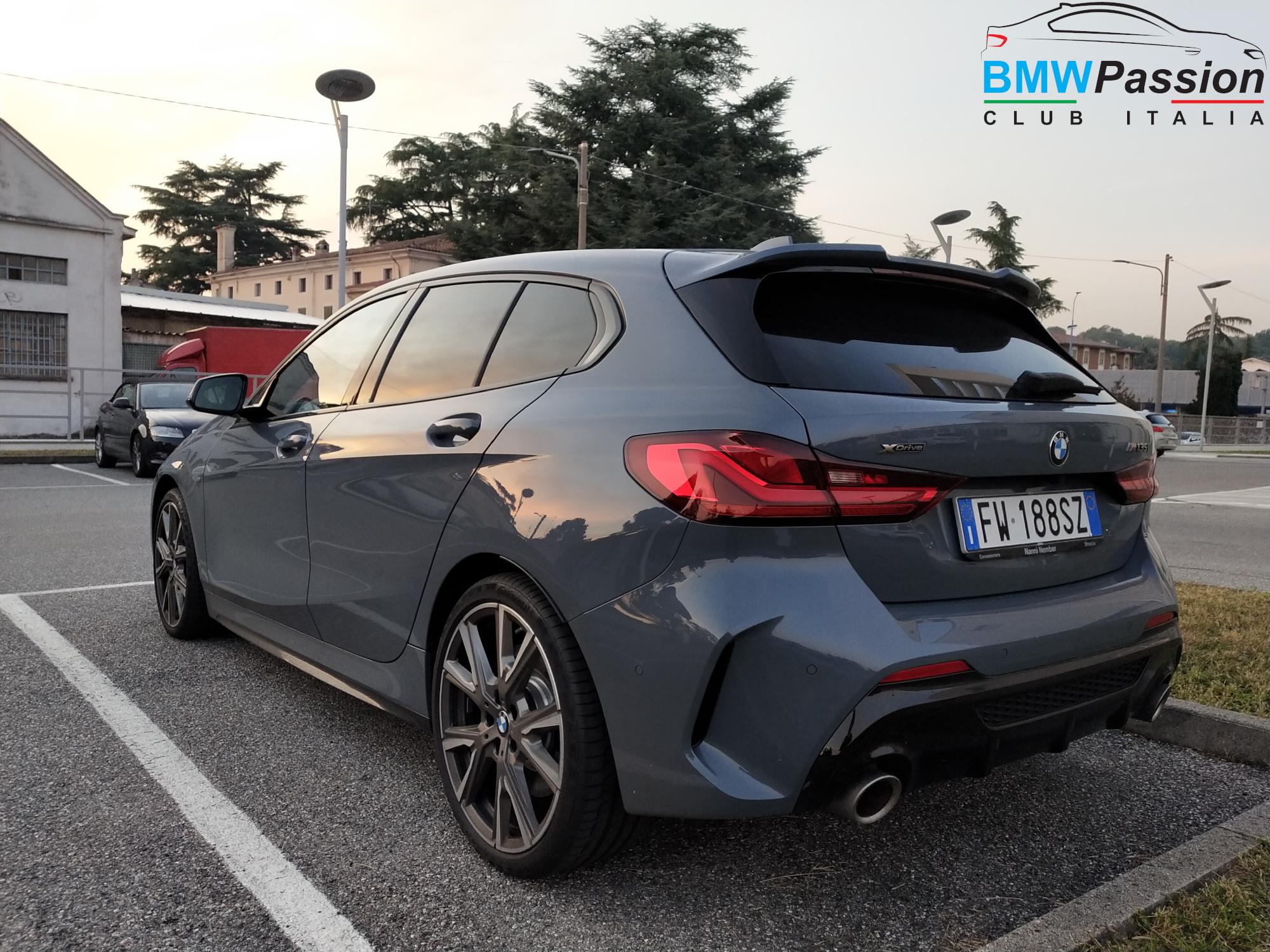 Eccoci, finalmente, al test drive della nuova BMW M135i xDrive!
